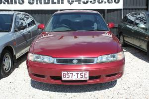 Mazda 626 Classic 2000 4D Sedan Automatic 2L Multi Point F INJ Seats in QLD
