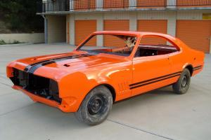 1970 GTS HT Monaro 308 CI Manual Trans 10 Bolt Salisbury Factory Specification in NSW Photo