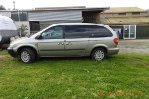 Chrysler Grand Voyager 2003 3 3 LT Multi Point Fuel Injected V6 SE in VIC
