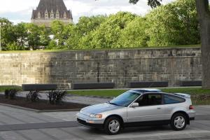 Honda : CRX Si Special Edition