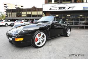 Porsche : 911 993 Turbo