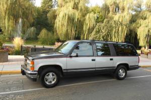 Chevrolet : Suburban