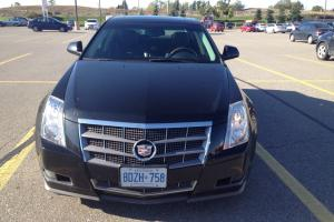 Cadillac : CTS AWD