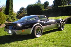 Chevrolet : Corvette Indy Pace Car