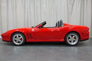 Ferrari : 550 Barchetta