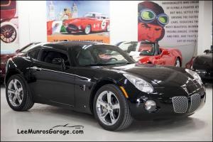 Pontiac : Solstice Targa Coupe