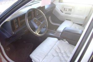 Cadillac : Seville