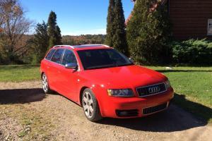 Audi : S4 2005 S4 Avant