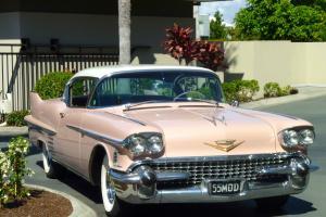Cadillac 1958 DE Ville Coupe Special Factory Order