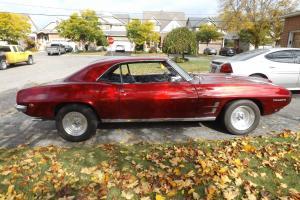 Pontiac : Firebird 350 Big Block with 400 Heads/Hood