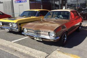 Holden LC Torana 1970 Manual GTR Parts 208 6 Cylinder Triple Carby Weber V8 Like in SA