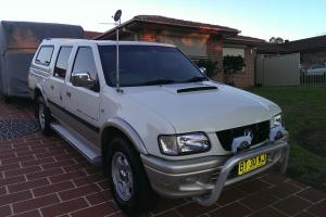 Holden Rodeo 2002 LT Sport 4x4 Photo