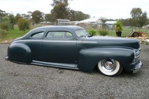 Mercury 1948 Chopped Custom Hotrod in VIC Photo