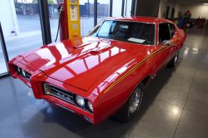 1969 PONTIAC GTO 400V8 AUTOMATIC P/STEERING  AIR/COND NICE ORIGINAL CONDITON Photo