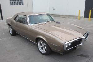 1967 Pontiac Firebird 400V8 Automatic P Steering Disc Brakes A Cond Alloy Wheels