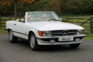 Mercedes-Benz 300SL | Leather Seating | Late 1989 Car | 12 Months Warranty
