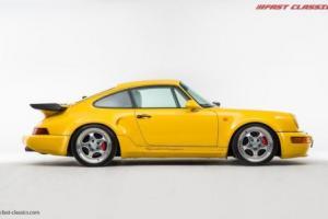 PORSCHE 911 964 3.6 TURBO X88 X99