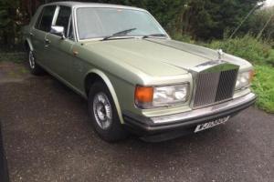 1982 Rolls-Royce Silver Spirit I