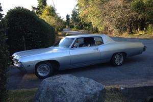 Chevrolet : Impala BIG BLOCK 396 HIDEWAY LIGHTS 3 SPEED