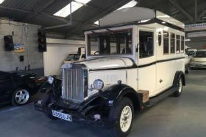 ASQUITH MASCOT * VINTAGE WEDDING BUS * 9 SEATER * IN UK STOCK AND REGISTERED