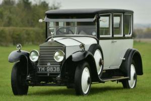 1927 ROLLS ROYCE 20HP Hooper Limousine