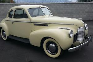 1940 Buick Special Sports Coupe in VIC