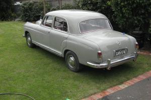 Mercedes Benz 1955 220A