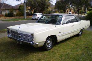 Dodge Phoenix 1967 4D Hardtop Automatic 6 3L Carb Seats in VIC