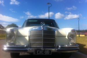 Mercedes Benz 280 S 1968 4D Sedan Automatic 2 8L Carb Seats in QLD Photo