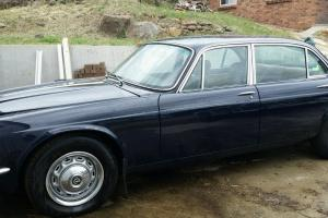 1976 Daimler V12 Double SIX in NSW