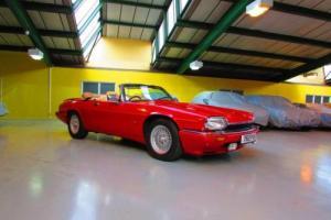 1992 Jaguar XJS 5.3 auto V12