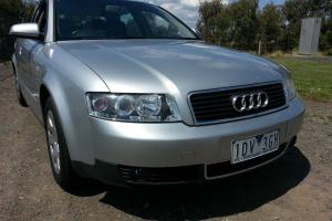 Audi A4 2.0 (2003) 4D Sedan CVT Multitronic (2L - Multi Point F/INJ) 5 Seats