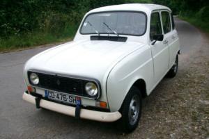 Renault 4 L (Quatrelle) Photo