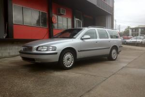 7 Seater Volvo V70 2 4T in QLD