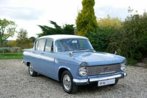 1964 Hillman SUPER MINX 1600. Transferable Registration Number.
