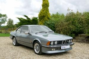 1986 BMW 628 CSi Automatic E24. Stunning Condition