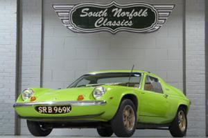 "1972 Lotus Europa Twin Cam ""BIG VALVE"",2 owrs, 36 old mots ,only 72K PX WELCOME,"