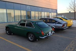 MG : MGB GT Photo
