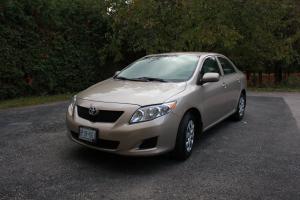 Toyota : Corolla CE