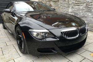 BMW : M6 BMW M6 CONVERTIBLE ,SPORT PREMIUM ,GPS + BlUETOOTH