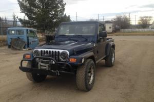 Jeep : Wrangler