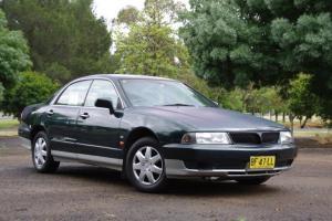 1999 Mitsubishi Magna Solara Sedan 4SP Auto Rego 6 JAN 2016 Good Cheap CAR in NSW Photo