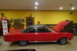 Plymouth : GTX Hardtop