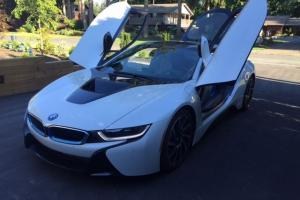 BMW : i8 PURE IMPULSE WORLD