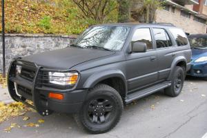 Toyota : 4Runner Limited Photo
