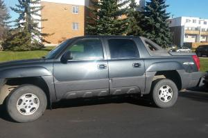 Chevrolet : Avalanche 1500 4WD