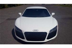 Audi : R8 COUPE