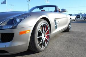 Mercedes-Benz : SLS AMG Roadster