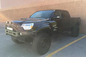 Toyota : Tacoma LIFTED TRD SPORT