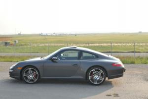 Porsche : 911 Carrera 4S